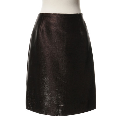 Ralph Lauren skirt with metallic shimmer