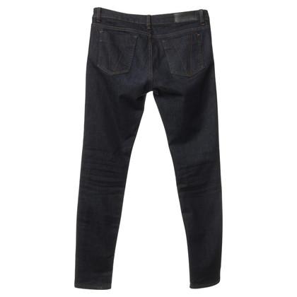 Victoria Beckham Jeans blu scuro