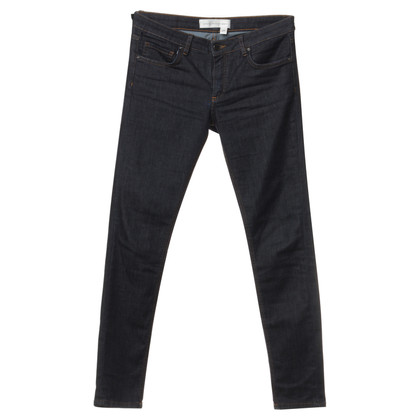 Victoria Beckham Jeans in dark blue