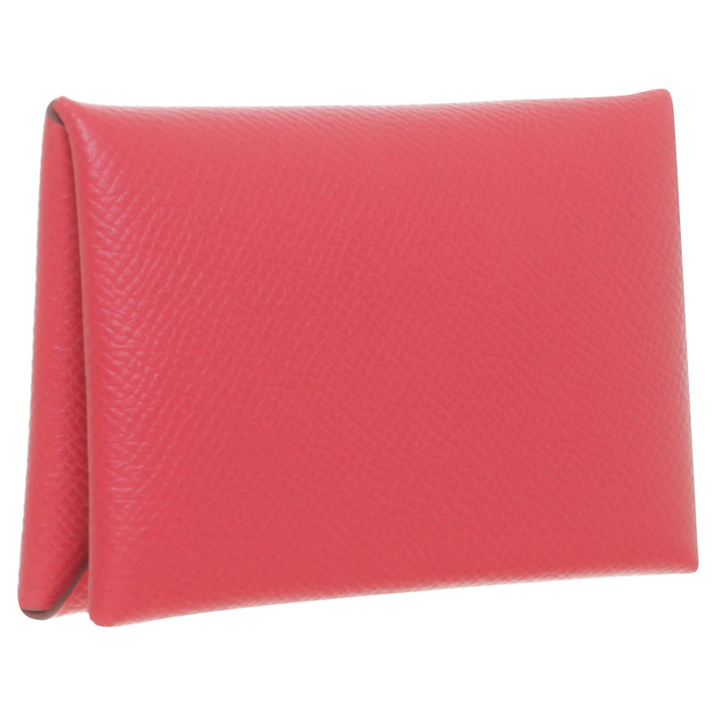Herms business card holder in red buy second hand herms business herms business card holder in red colourmoves Gallery