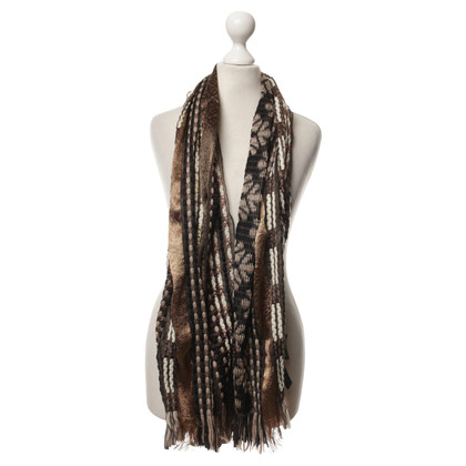 Etro Scarf in a material mix