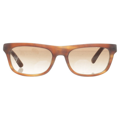 Jil Sander Sunglasses in Brown
