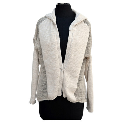 Helmut Lang Hooded Cardigan