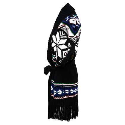 Ralph Lauren Knit Jacket with Norwegian pattern