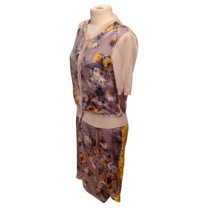 Dolce & Gabbana Ensemble with flower pattern