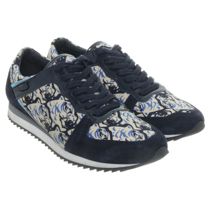 Kenzo Sneakers with pattern