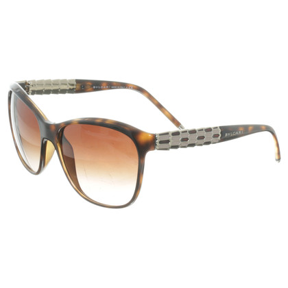 Bulgari Sunglasses in Brown