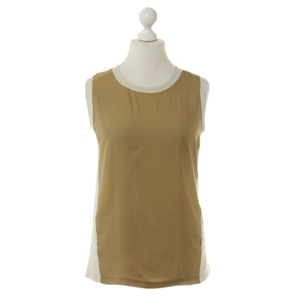 Marni Top in Goldfarben