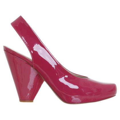 Paco Gil Slingback Pumps in pink