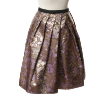 Marni for H&M skirt with flower pattern