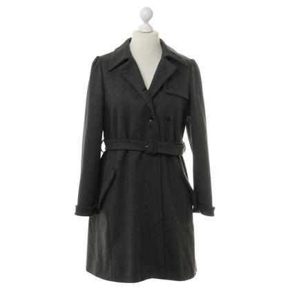 Miu Miu Coat in het grijs