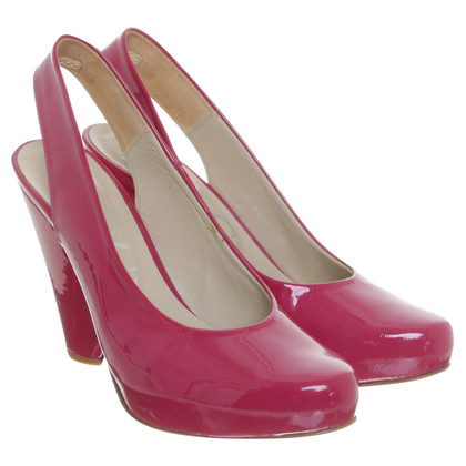 Paco Gil Slingback-Pumps in Pink
