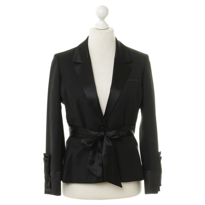 Matthew Williamson Blazer with satin bow
