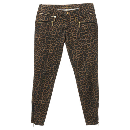 Michael Kors Jeans in the Leo-look