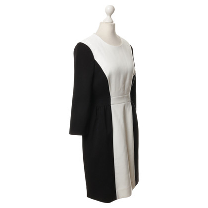 Kate Spade zwart witte jurk