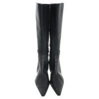 Hugo Boss Boots in black