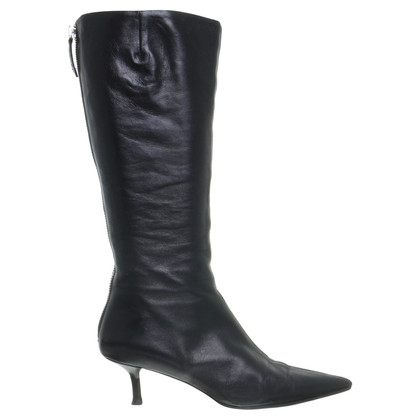 Hugo Boss Leather boots