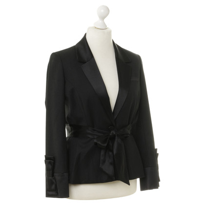 Matthew Williamson Blazer mit Satin-Schleife