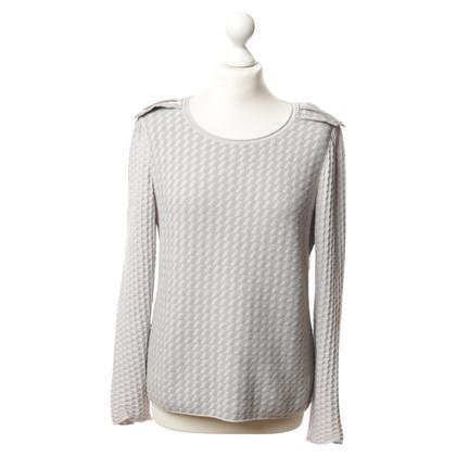 Armani Pullover mit Schulterklappen