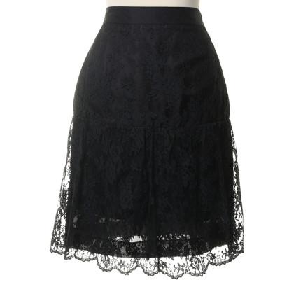 Rena Lange skirt lace