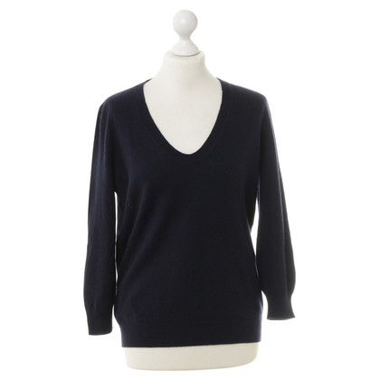 Jil Sander Pullover in dark blue