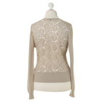 Riani Cardigan with crochet lace