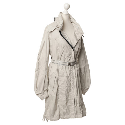 Marithé et Francois Girbaud Jacket in cream