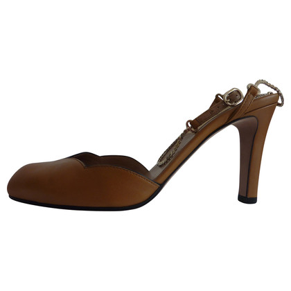 Valentino Pumps with ankle straps