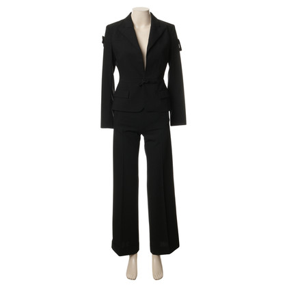 Jean Paul Gaultier Pants suit black