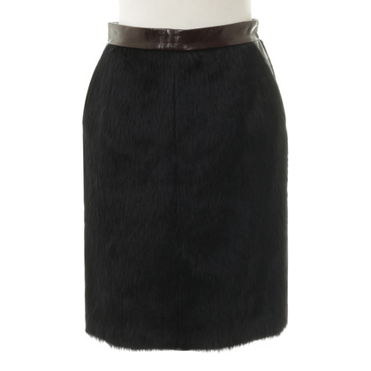 Céline skirt in coat patterns