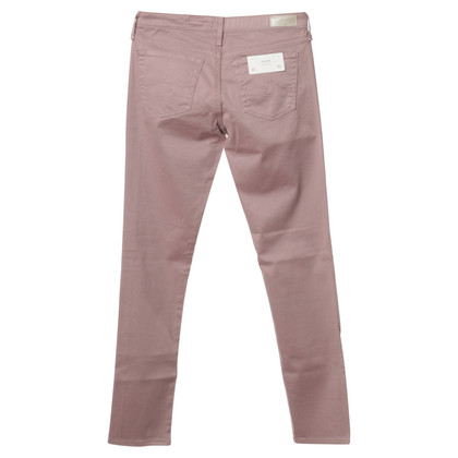 "Adriano Goldschmied Pants ""the style"" in dusty pink"