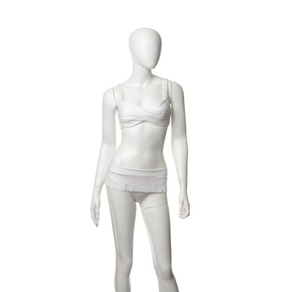 La Perla Bikini in bianco