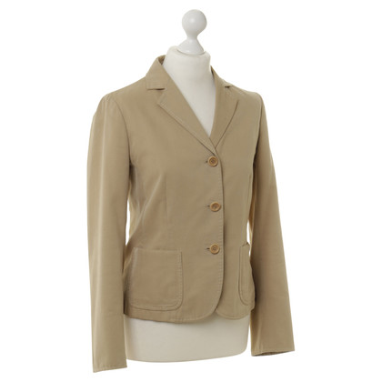 Moschino Cheap and Chic Giacca beige