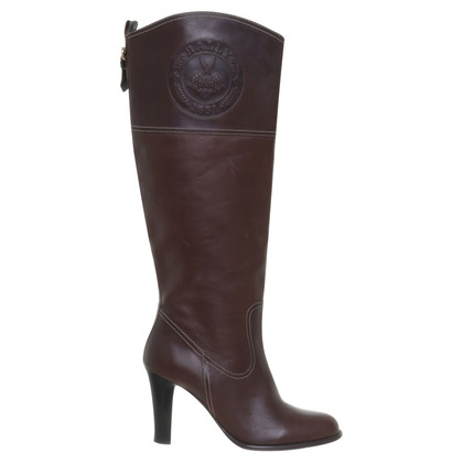 Bally Boots in Brown