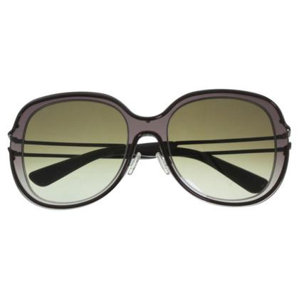 Hogan Sonnenbrille in Violett