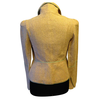 Antonia Zander Blazer with glitter