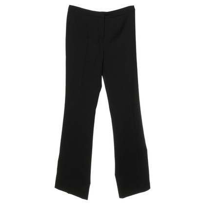 Escada Trousers in black