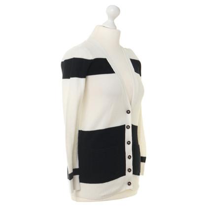 Madewell Vest in zwart en wit