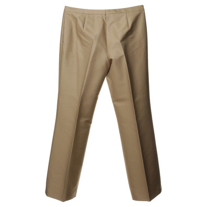 Escada Pants with gold shimmer
