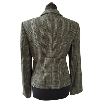 Marc Cain Checkered Blazer