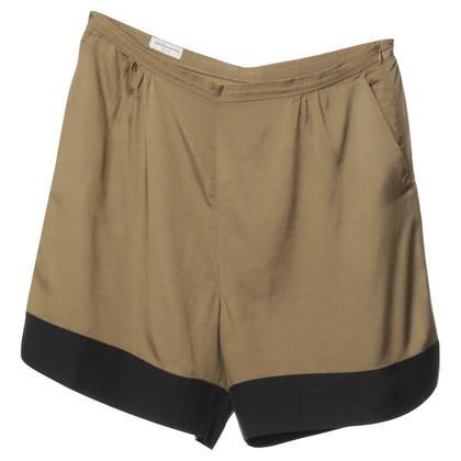 Dries van Noten Shorts in bicolor