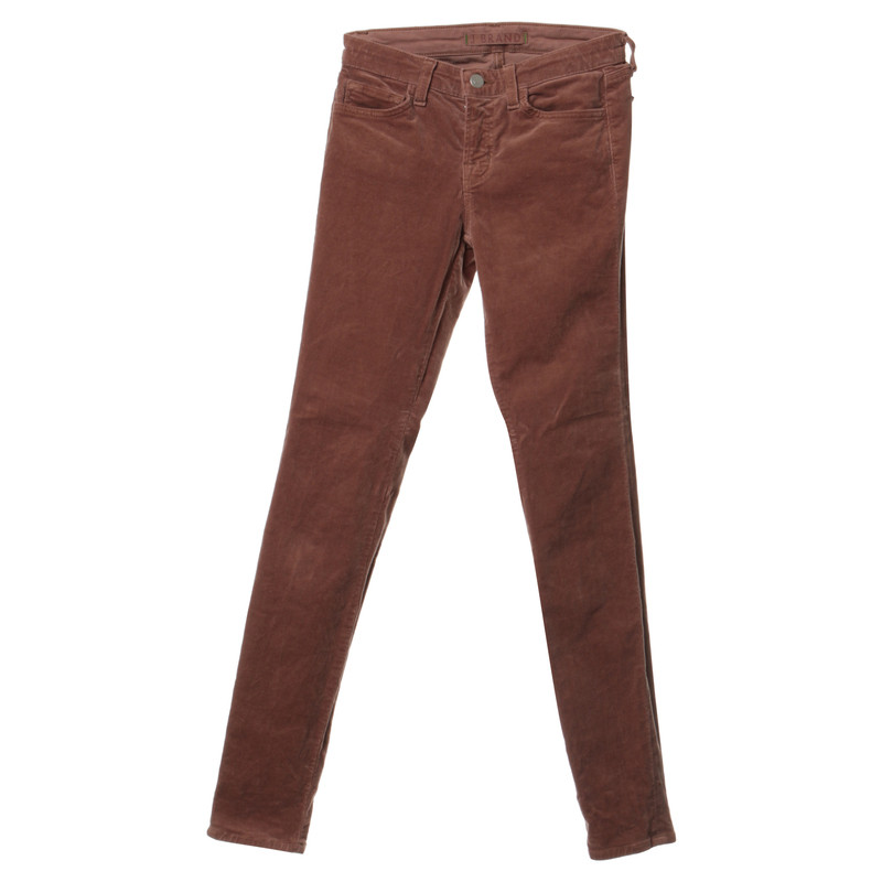 J Brand Corduroy pants in old Rosé