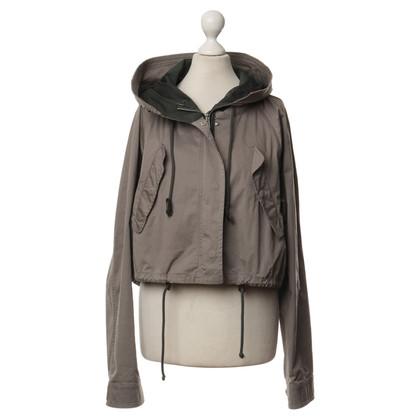 Armani Jeans Short jacket in khaki
