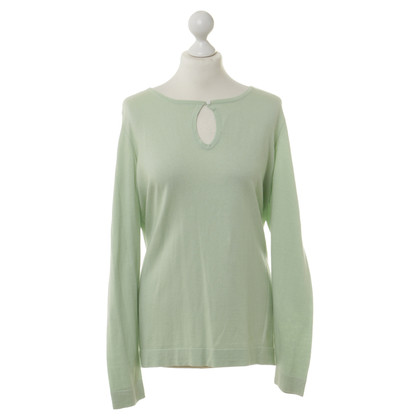 Escada Sweater in light green