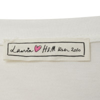 Lanvin for H&M Shirt with applications