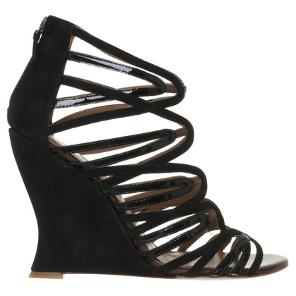 Elie Tahari Sandals with wedge heel