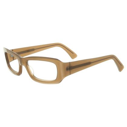 La Perla Eyeglass frame in beige