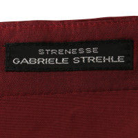Strenesse Ensemble in red