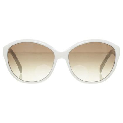 Fendi Occhiali da sole in bianco