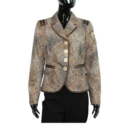 Airfield Il look di Leo-Blazer
